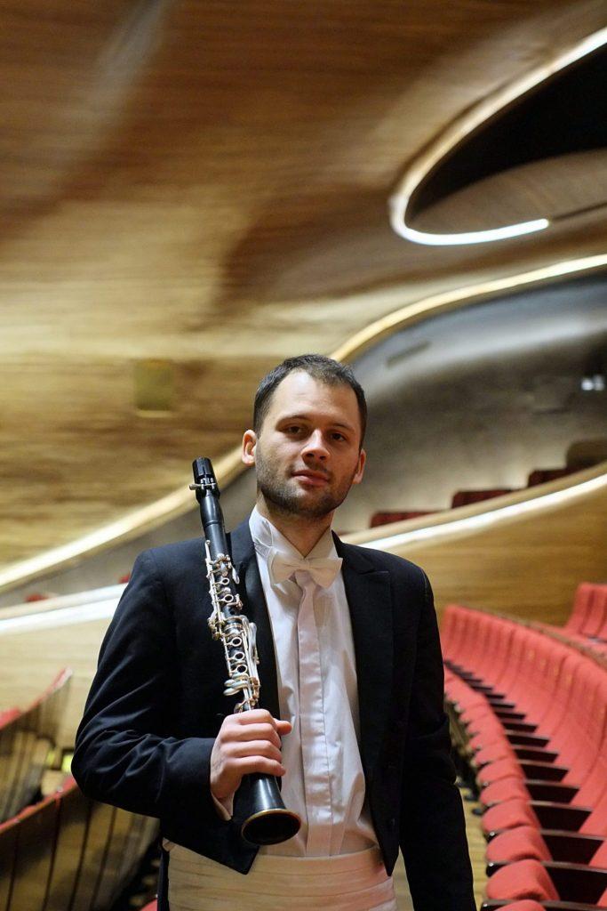 Jozef Kamencay - Clarinet/BassClarinet
