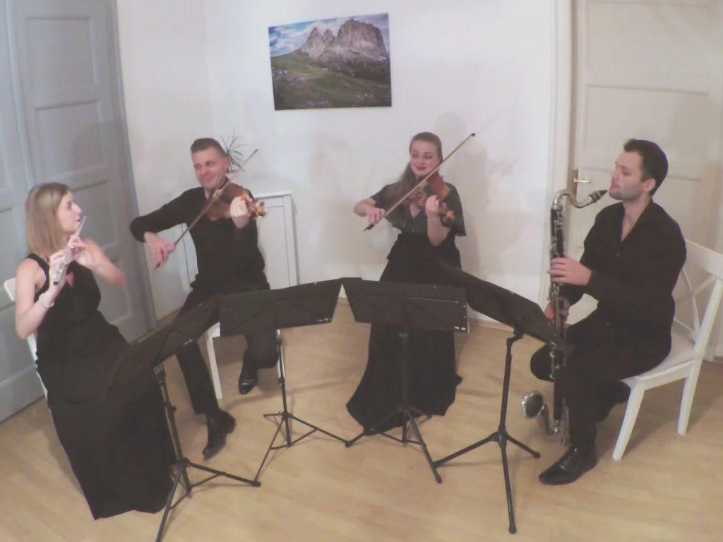 Excess Quartet promo video